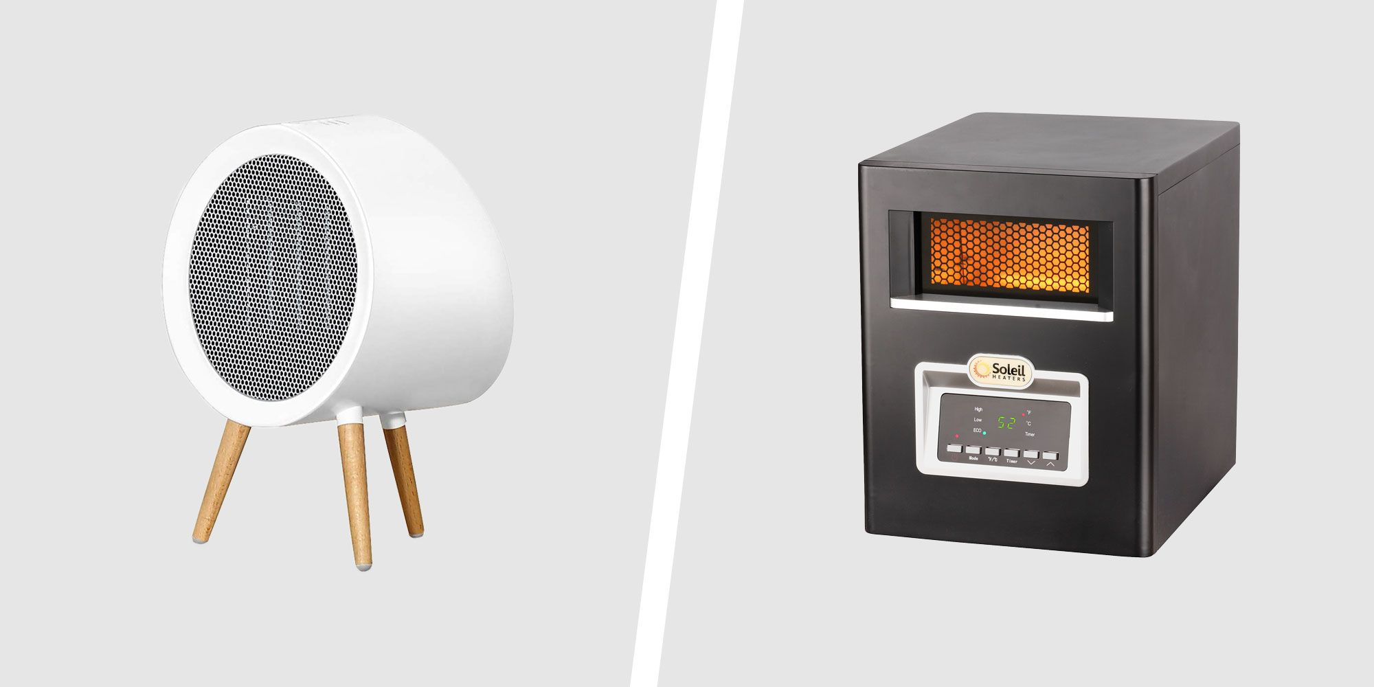 The 9 Best Space Heaters for Every Room in Your Home and Office