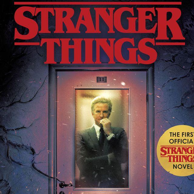 stranger things books series