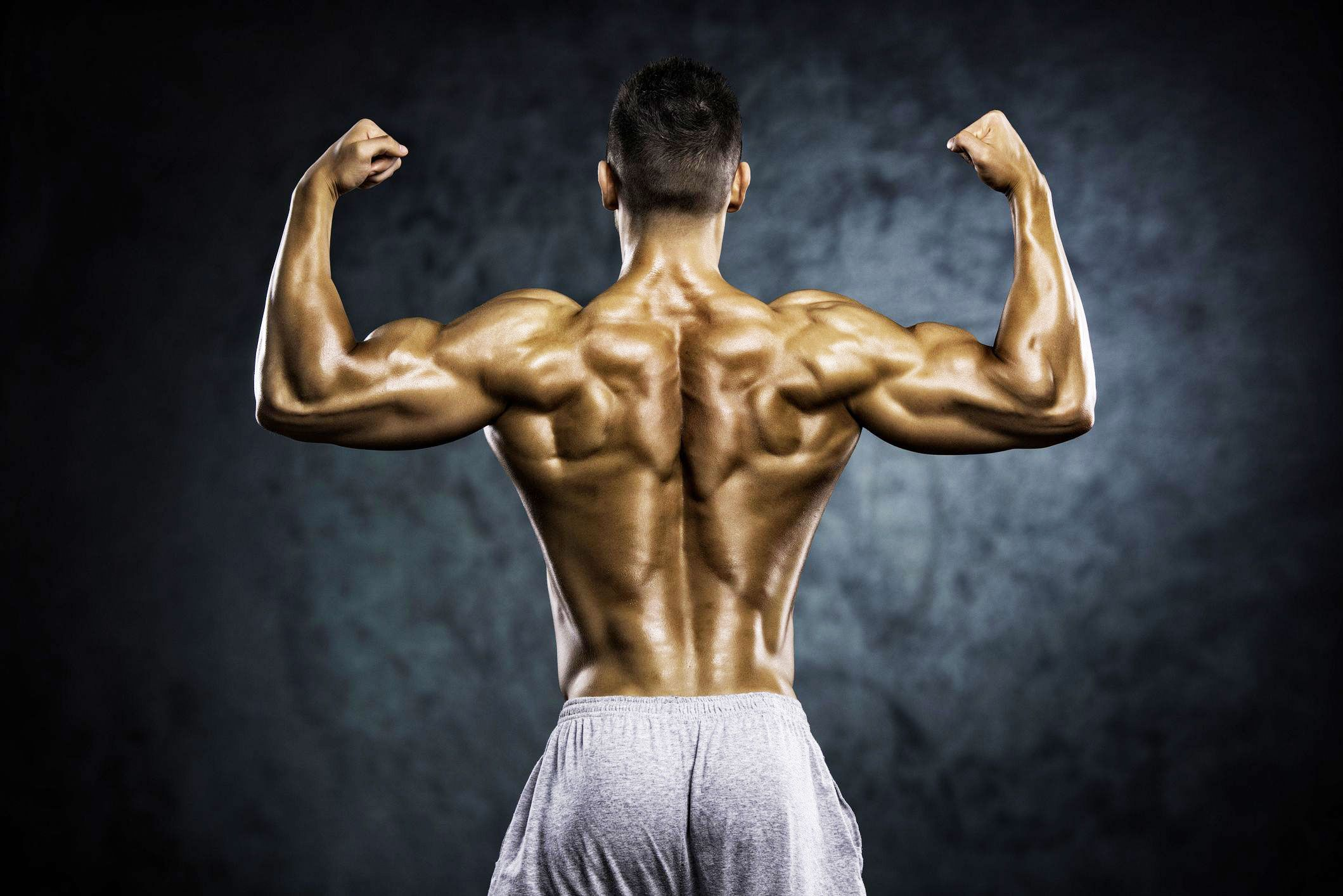 Build Serious Biceps And Killer Back Muscle In Just 35 Minutes