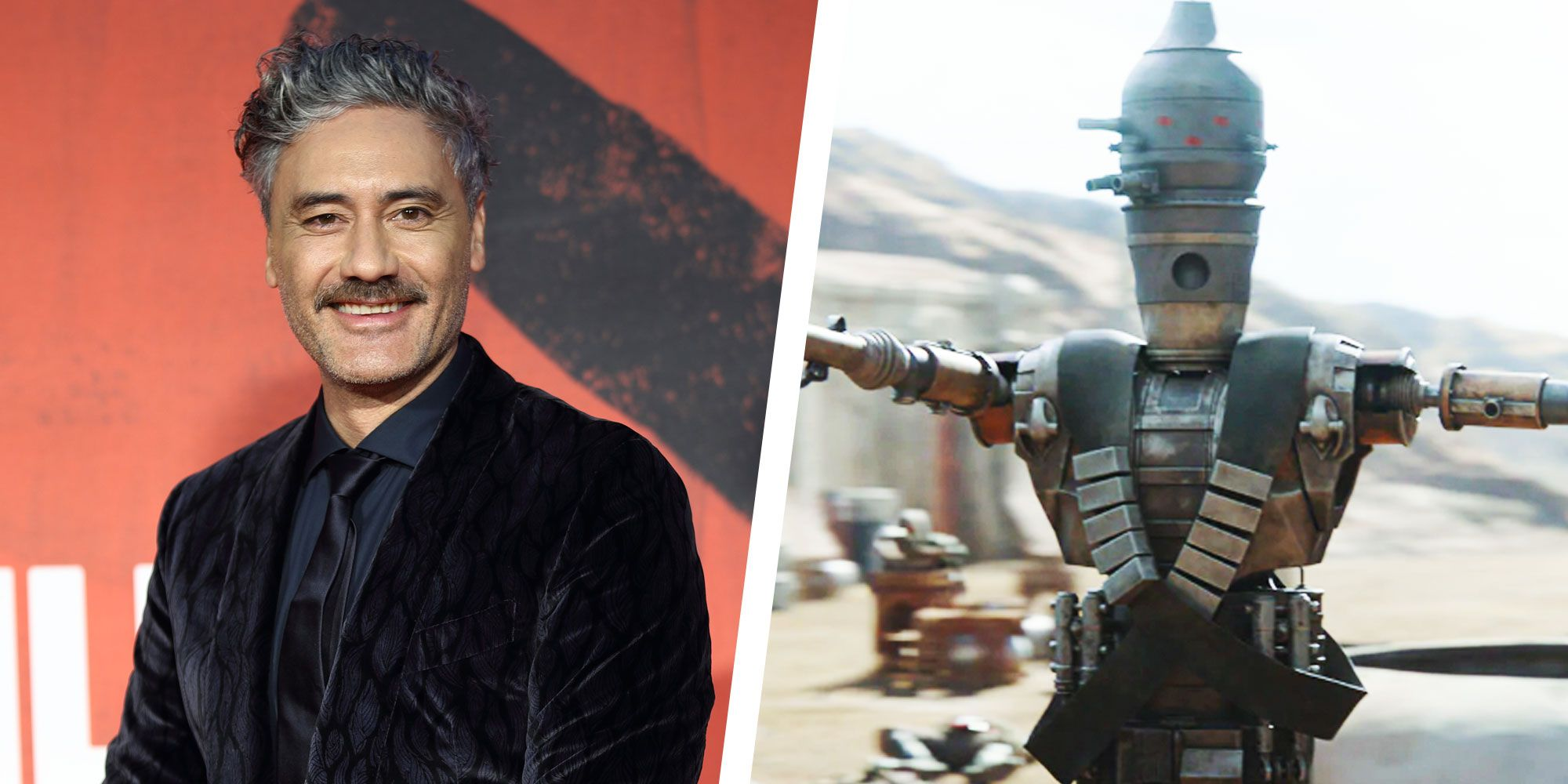Who Is Taika Waititi In The Mandalorian All About Ig 11 Droid