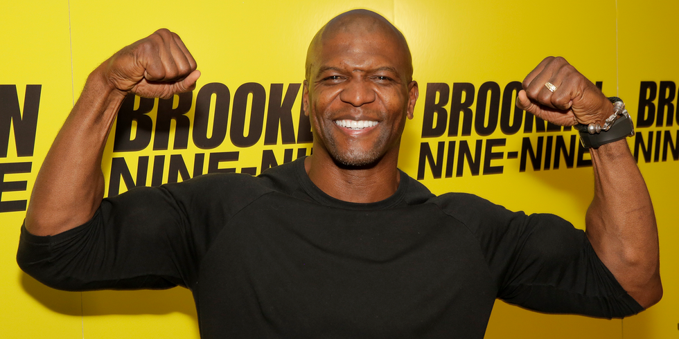 Terry Crews shares his workout training tips with Metro.
