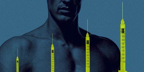 testosterone syringe