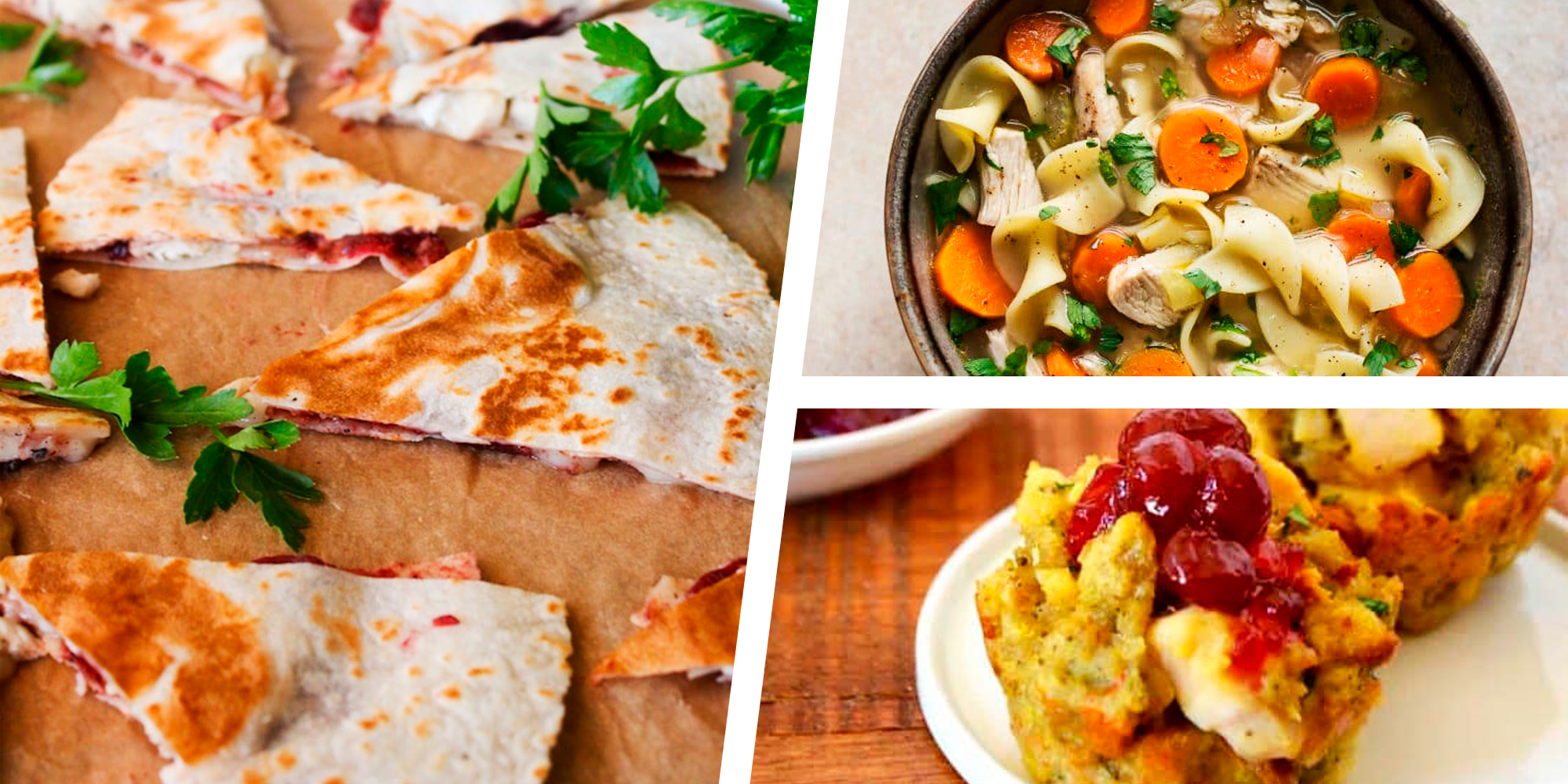 24 Healthy and Delicious Thanksgiving Leftover Ideas