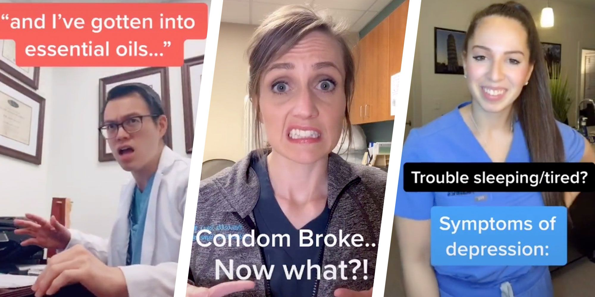 TikDocs Are Using TikTok to Spread the Word About Sex Ed and Vaccinations