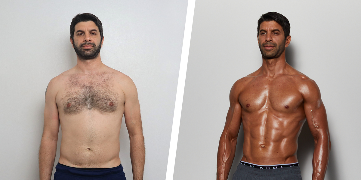 How I Lost 20 Pounds and Got Shredded at Age 43