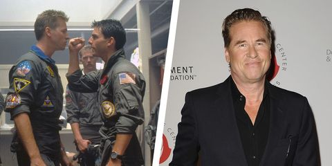 Val Kilmer To Appear In Top Gun 2 Top Gun 2 Cast Release Date