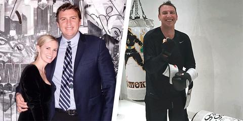 ClassPass CEO weight loss transformation
