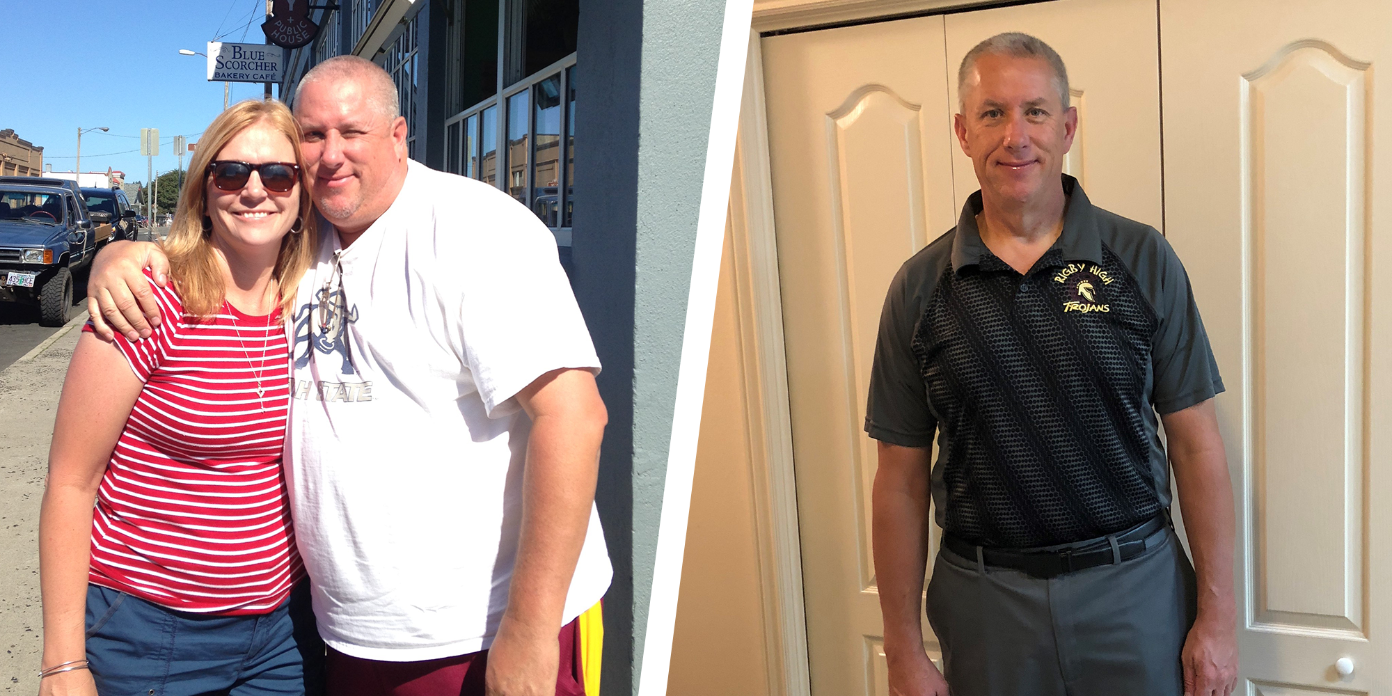 fitbit weight loss transformation