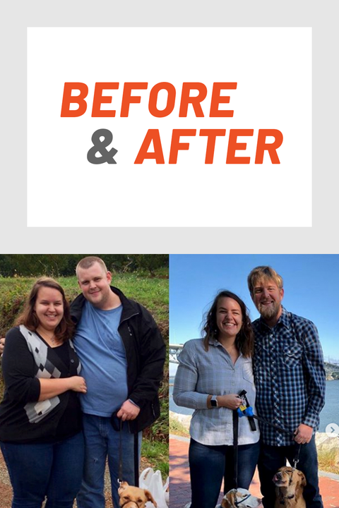 Keto Diet Helps Couple Achieves 235 Pound Weight Loss Transformation