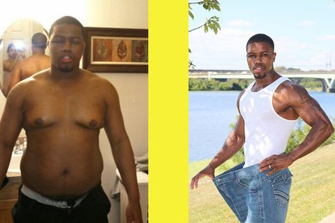 MH weightloss transformation lionell dixon