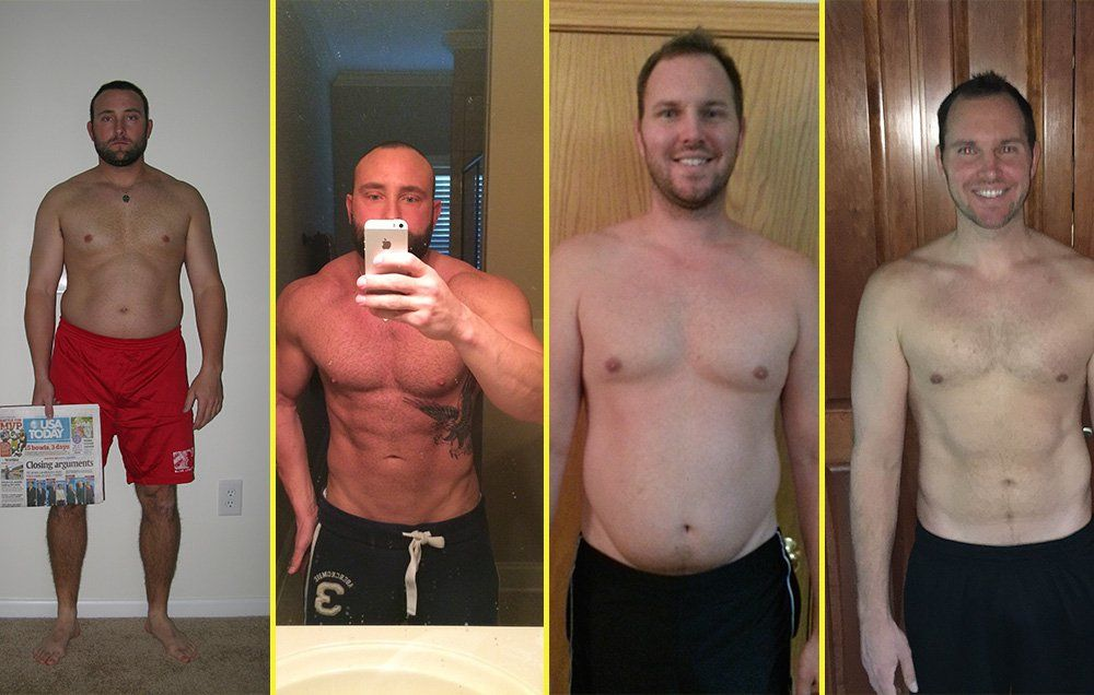 How to lose weight for beginners male
