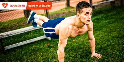 Press up, Muscle, Arm, Barechested, Chest, Bodybuilder, Physical fitness, Abdomen, Grass, Calisthenics,
