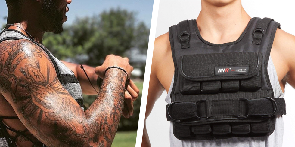 The 12 Best Weighted Vests for Any Type of Workout thumbnail