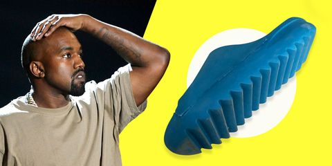 dad1de94350d5 The Best Yeezy Slides Reactions and Memes From Twitter