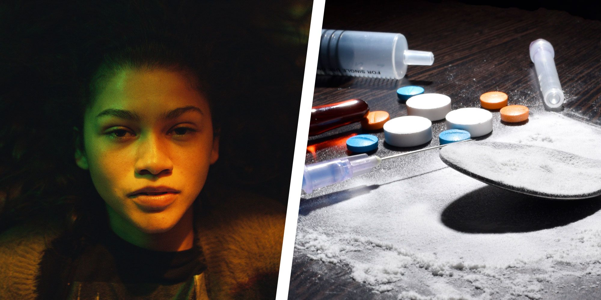 HBO's Euphoria Introduced Fentanyl. Here's What to Know About the Deadly Drug.