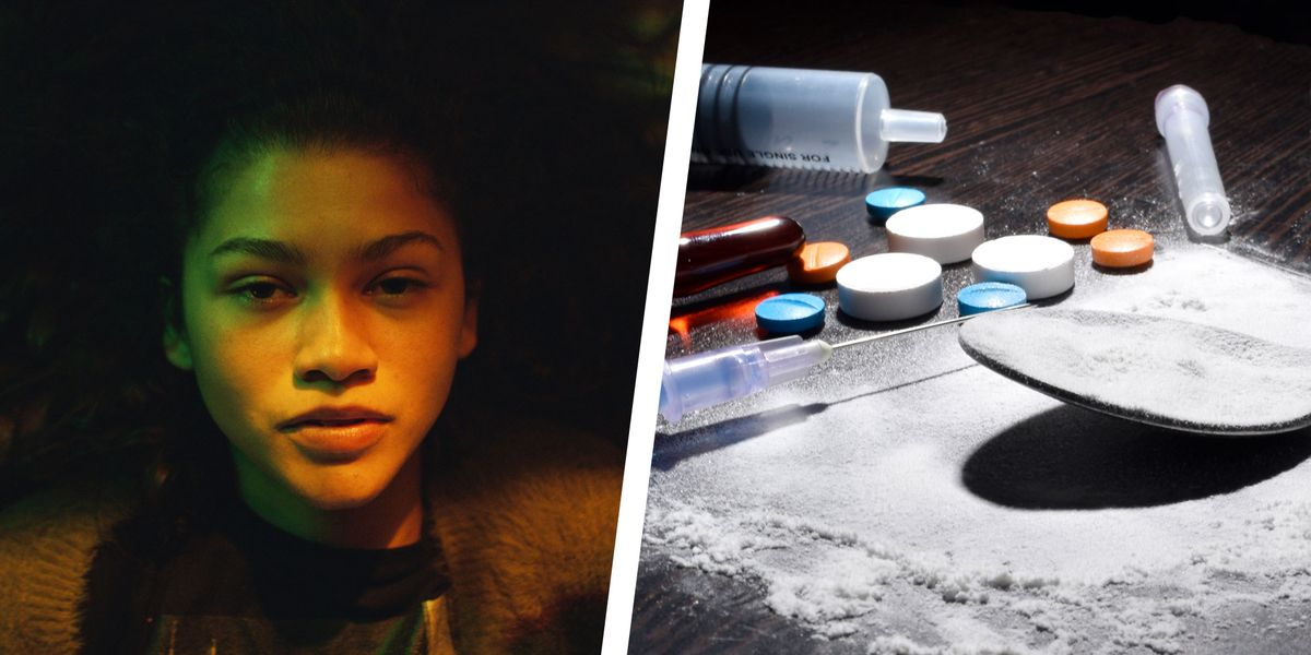 What Is Fentanyl The Drug Rue Takes In Hbo S Euphoria