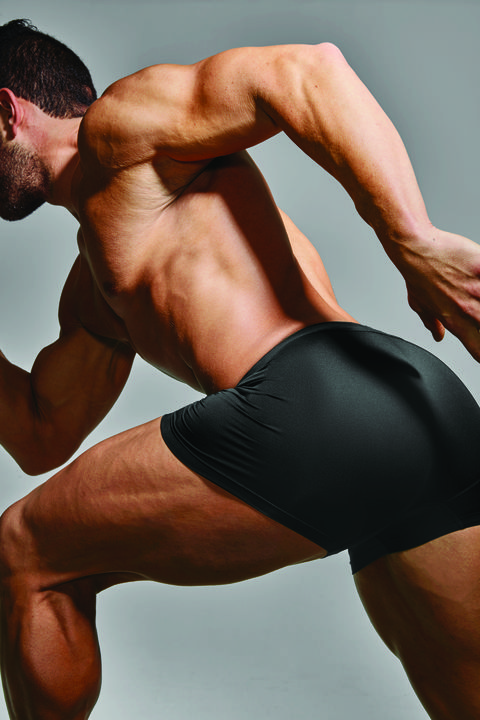 Human leg, Shoulder, Elbow, Joint, Chest, Sportswear, Thigh, Muscle, Knee, Trunk,