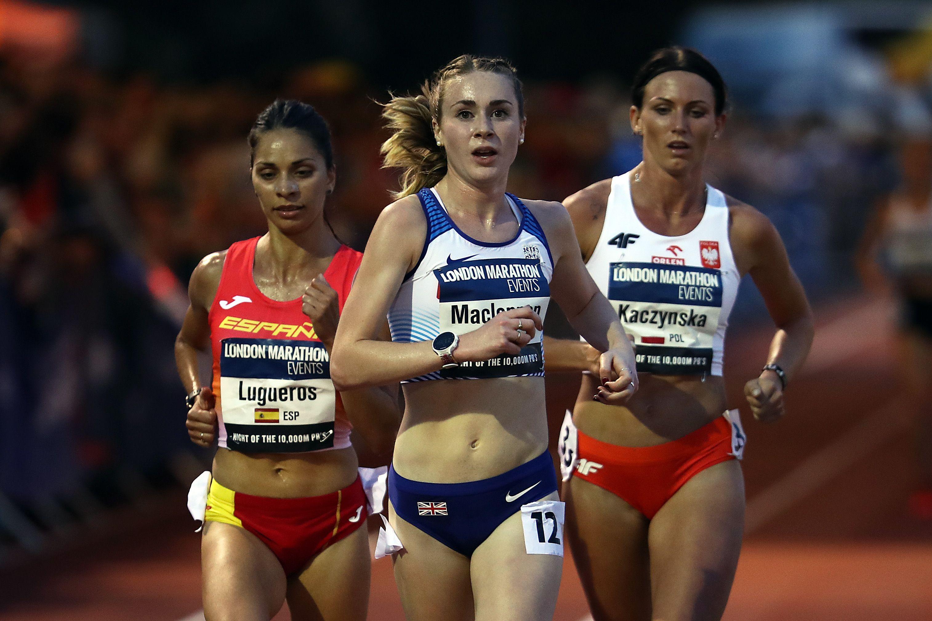 'Chiki' Pérez y Maitane Melero lideran la selección para la Copa de Europa de 10.000m