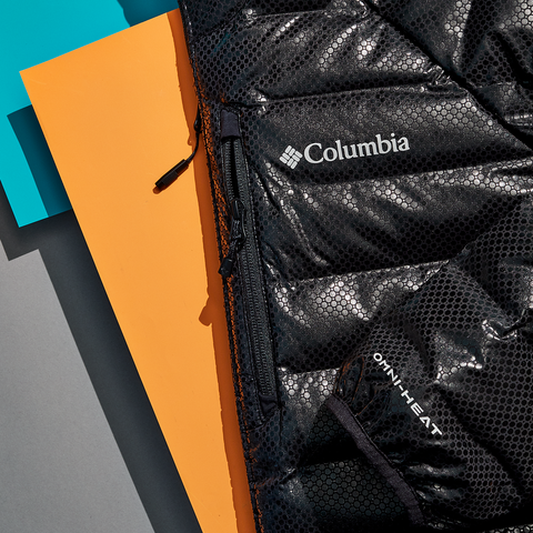 columbia three forks black dot jacket review