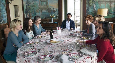 'Mi familia italiana', en 'Versión europea'