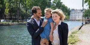 Imagen promocional del telefilme francés 'Mi hija, mi vida'