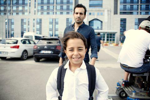 la niña protagonista de la serie turca mi hija