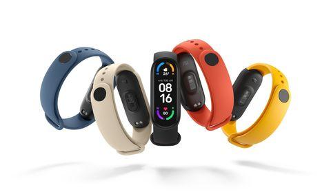 小米手環6科技亮點:心率+血氧偵測、續航14天、螢幕加大…價格不到千元!
