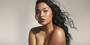 Mia Kang for Women's Health - Naked Truth issue portrait September 2018