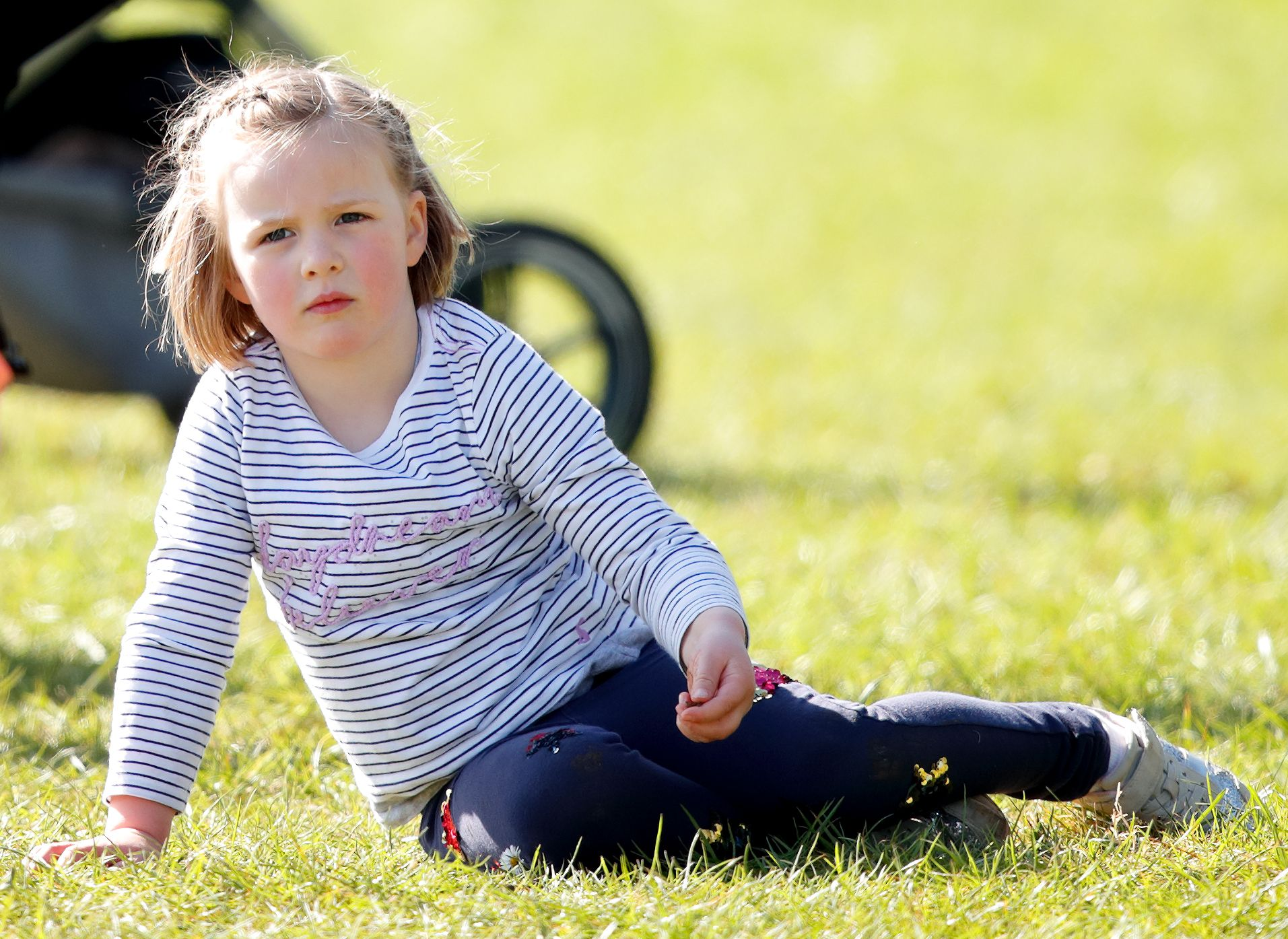 Who Is Mia Tindall, Queen Elizabeth's Great-Granddaughter? - Facts About Mia  Grace Tindall