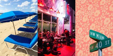 Red, Pink, Room, Design, Architecture, Interior design, Table, Furniture, Building, Leisure,