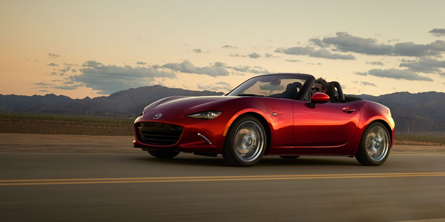 Mazda Confirms 2019 Miata Gets More Power, Higher Redline