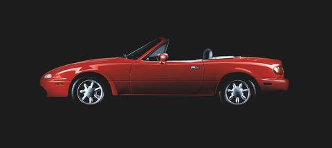 Mazda MX-5 restauración