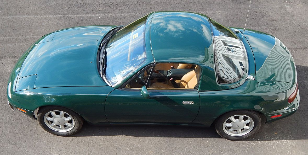 This Flyin' Miata-Built Turbo Miata Is a Sleeper