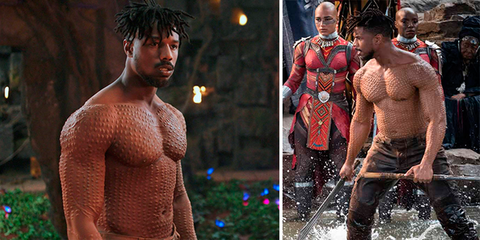 446a2b0050688 How To Get A Body Like Michael B. Jordan In  Black Panther