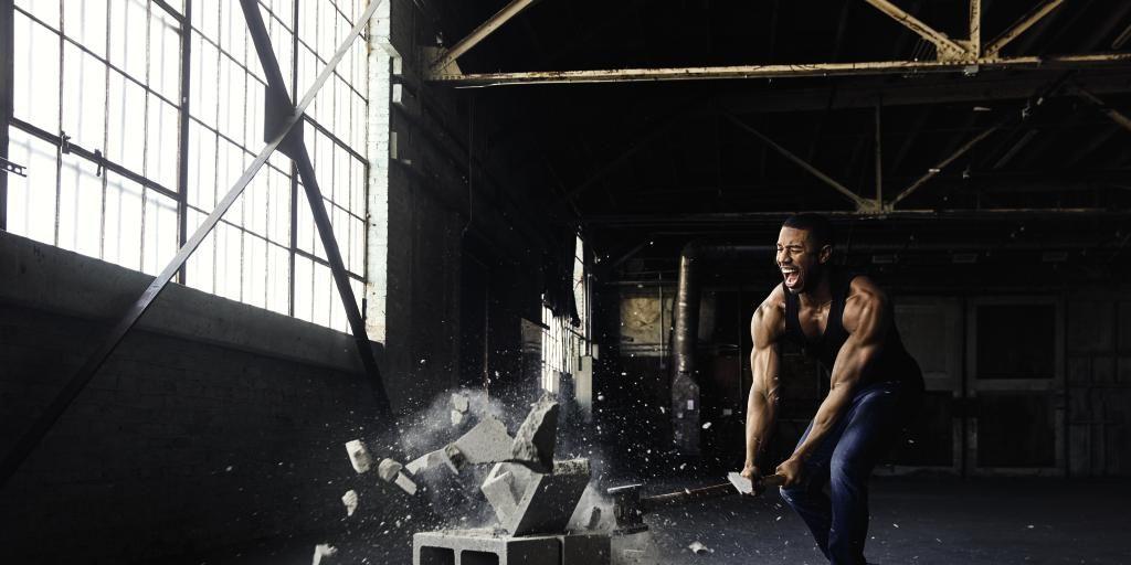Michael B Jordan Talks About Black Panther - Michael B ...