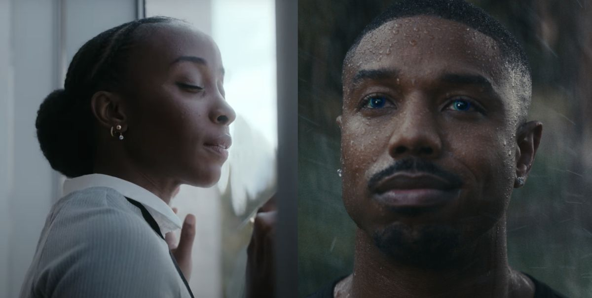 Michael B. Jordan Fans Are Swooning After Watching Him Shirtless in a Sultry Super Bowl Ad