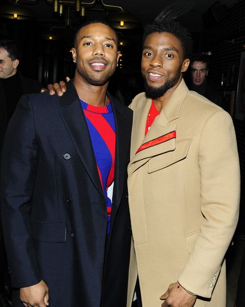recompensa núcleo Lingüística  Chadwick Boseman, Michael B. Jordan, and the Need to End Black Stereotypes  in Hollywood