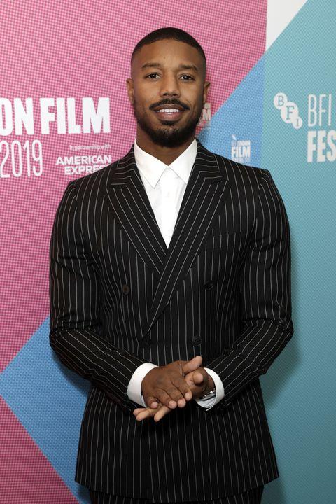 Screen Talk: Michael B Jordan - 63rd BFI London Film Festival