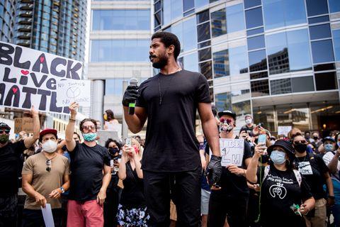 Michael B. Jordan pide más diversidad en Hollywood - #BlackLivesMatter