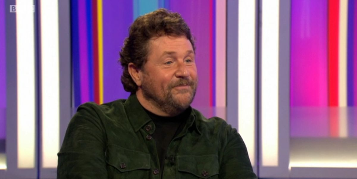 The One Show hosts left red-faced after fan confuses Michael Ball with Michael Bolton