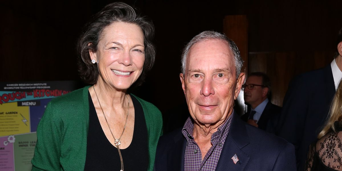 "Why Diana Taylor Doesn't Label Herself as Michael Bloomberg's ""Girlfriend"""