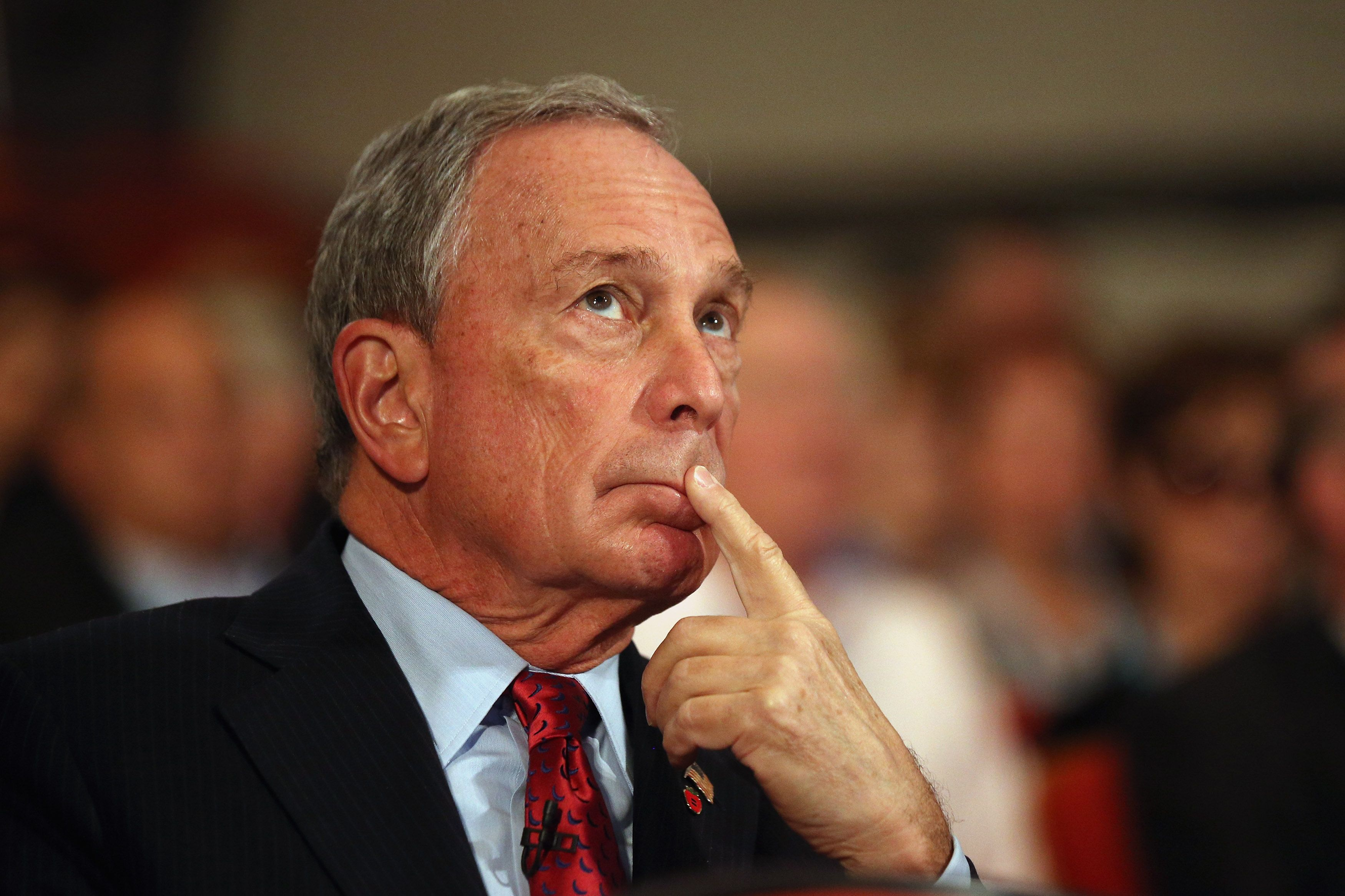 Just FYI, Here Are All the Bad Things Michael Bloomberg Has Reportedly Said About Women