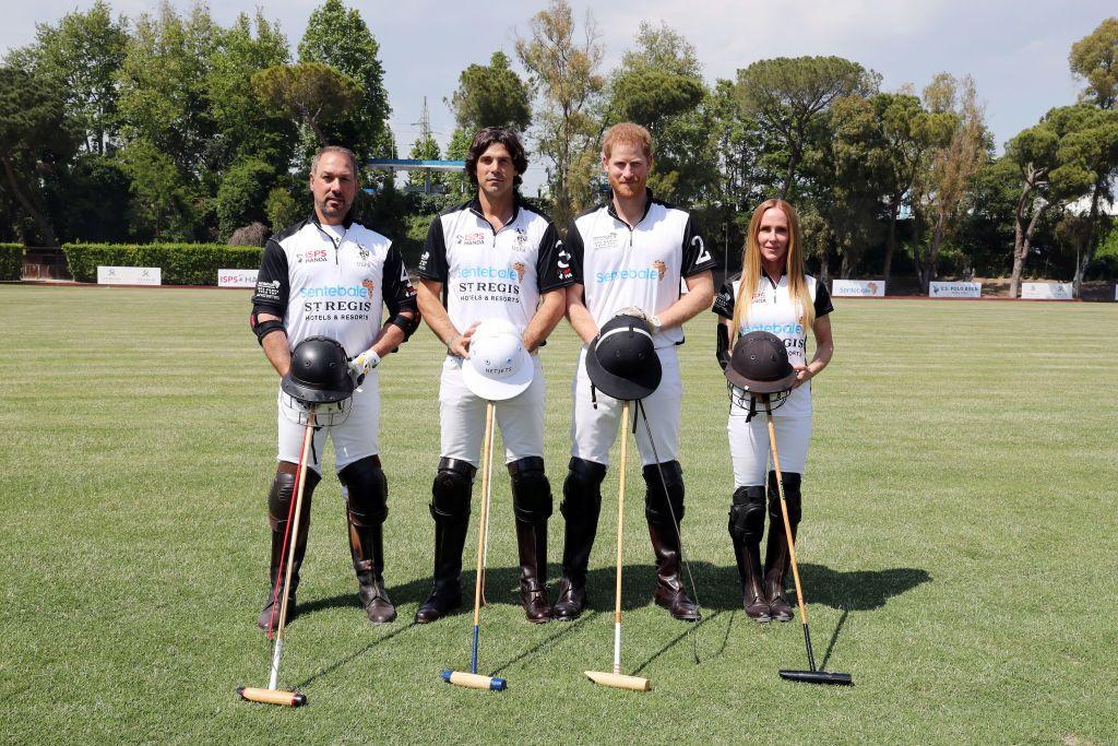 Sentebale ISPS Handa Polo Cup