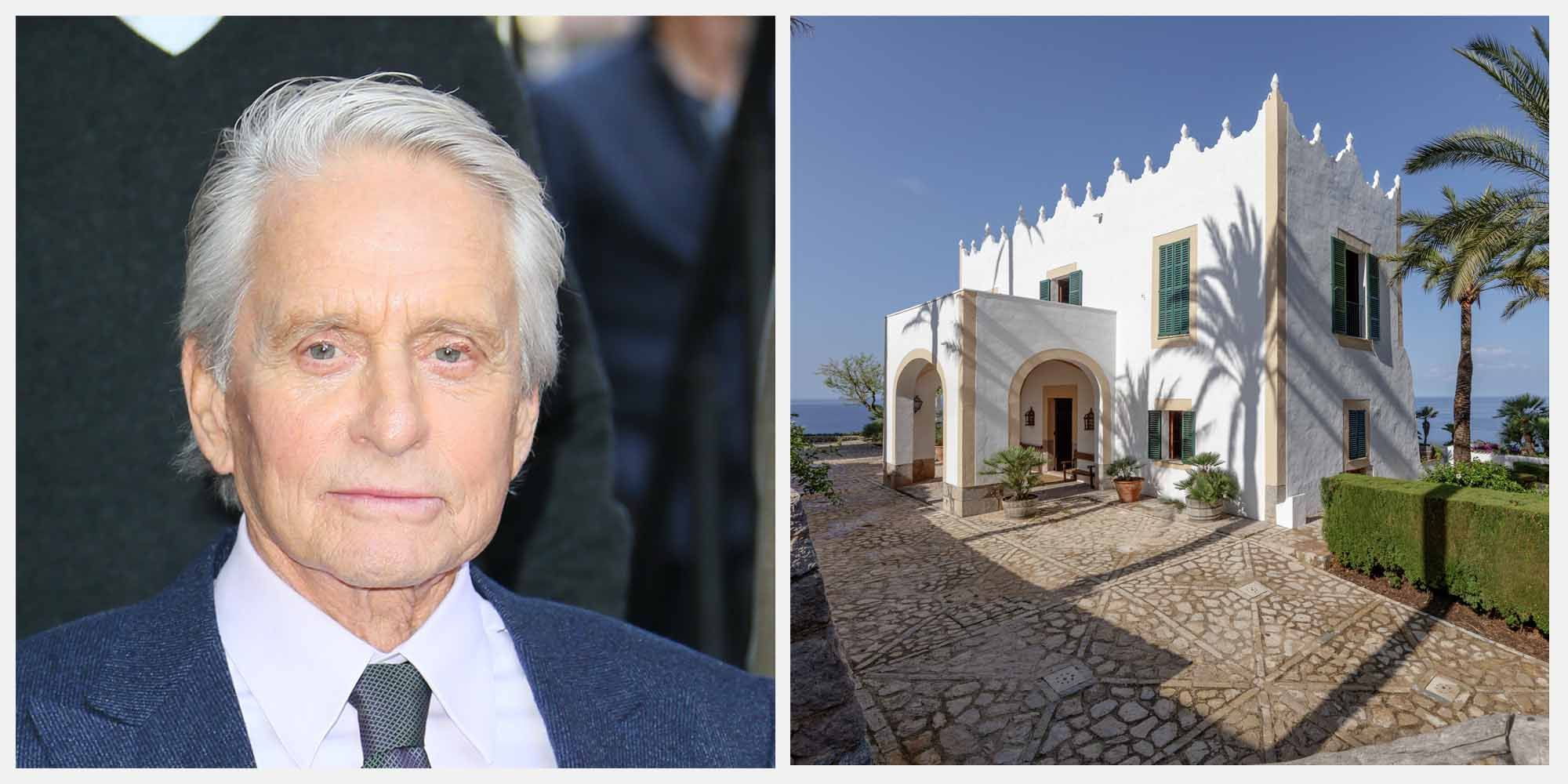 Michael Douglas's Mallorca Estate is for Sale
