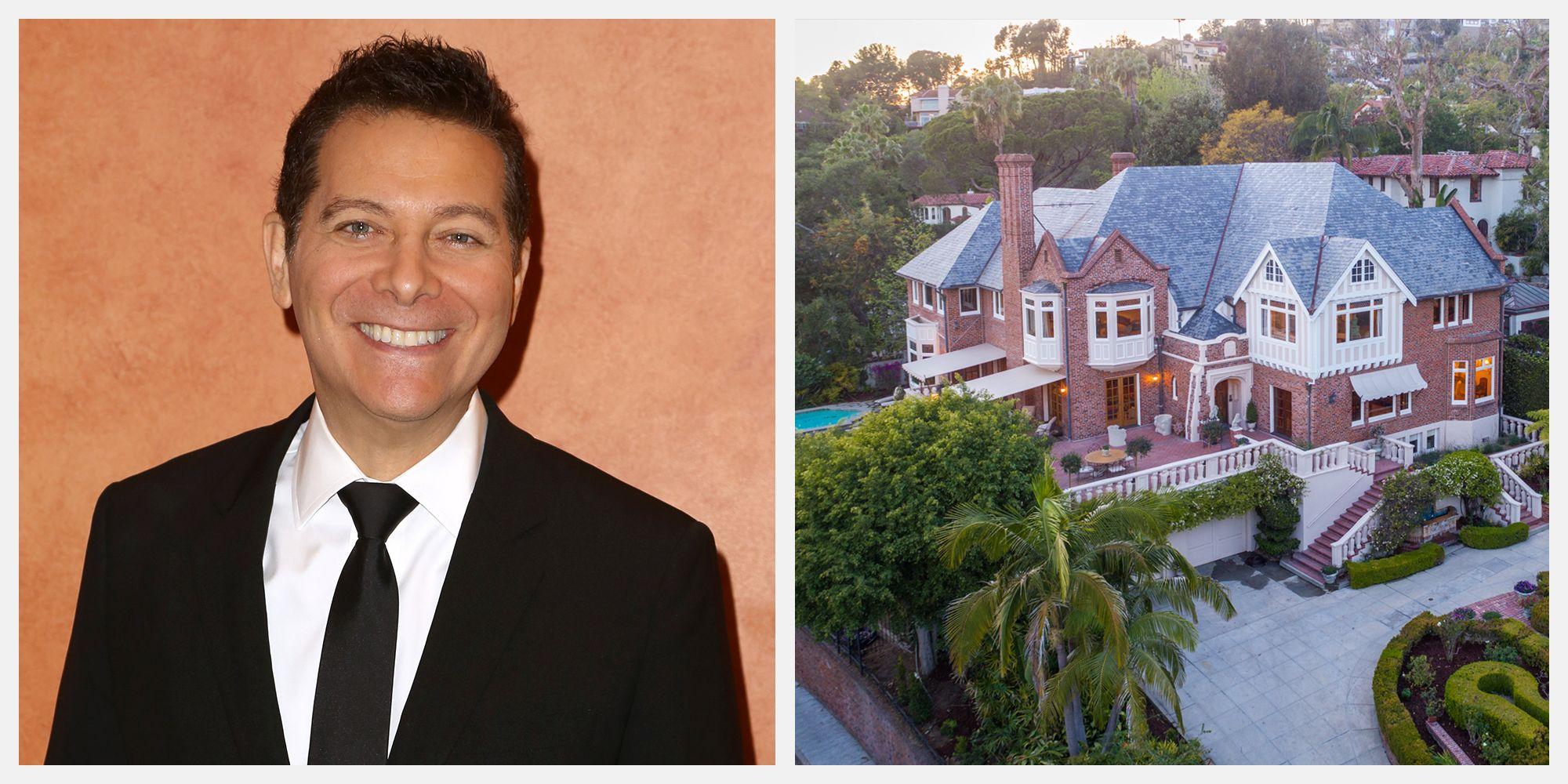 Singer Michael Feinstein Relists His Historic Los Feliz Mansion for $18.9 Million