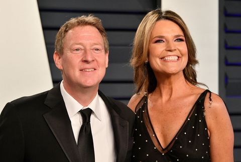 Who Is Savannah Guthrie S Husband Meet Michael Feldman