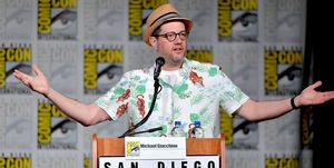 2019 Comic-Con International - 7th Annual Musical Anatomy Of A Superhero: Film And TV Composer Panel