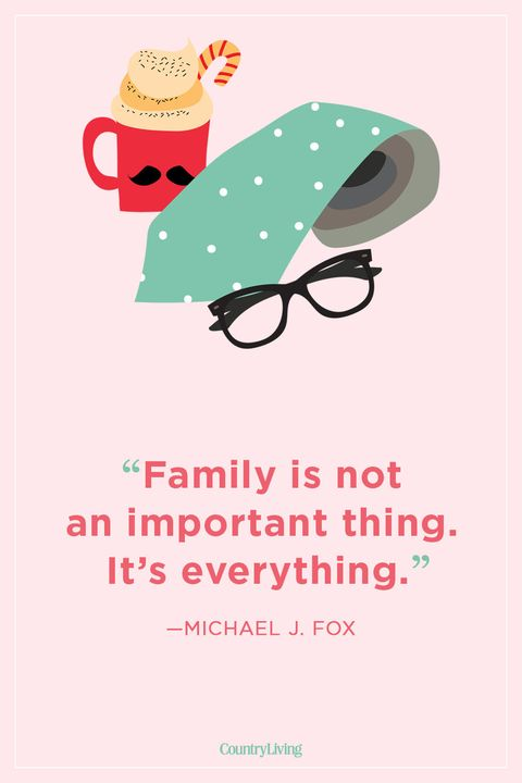 michael jfoxstep dad quote