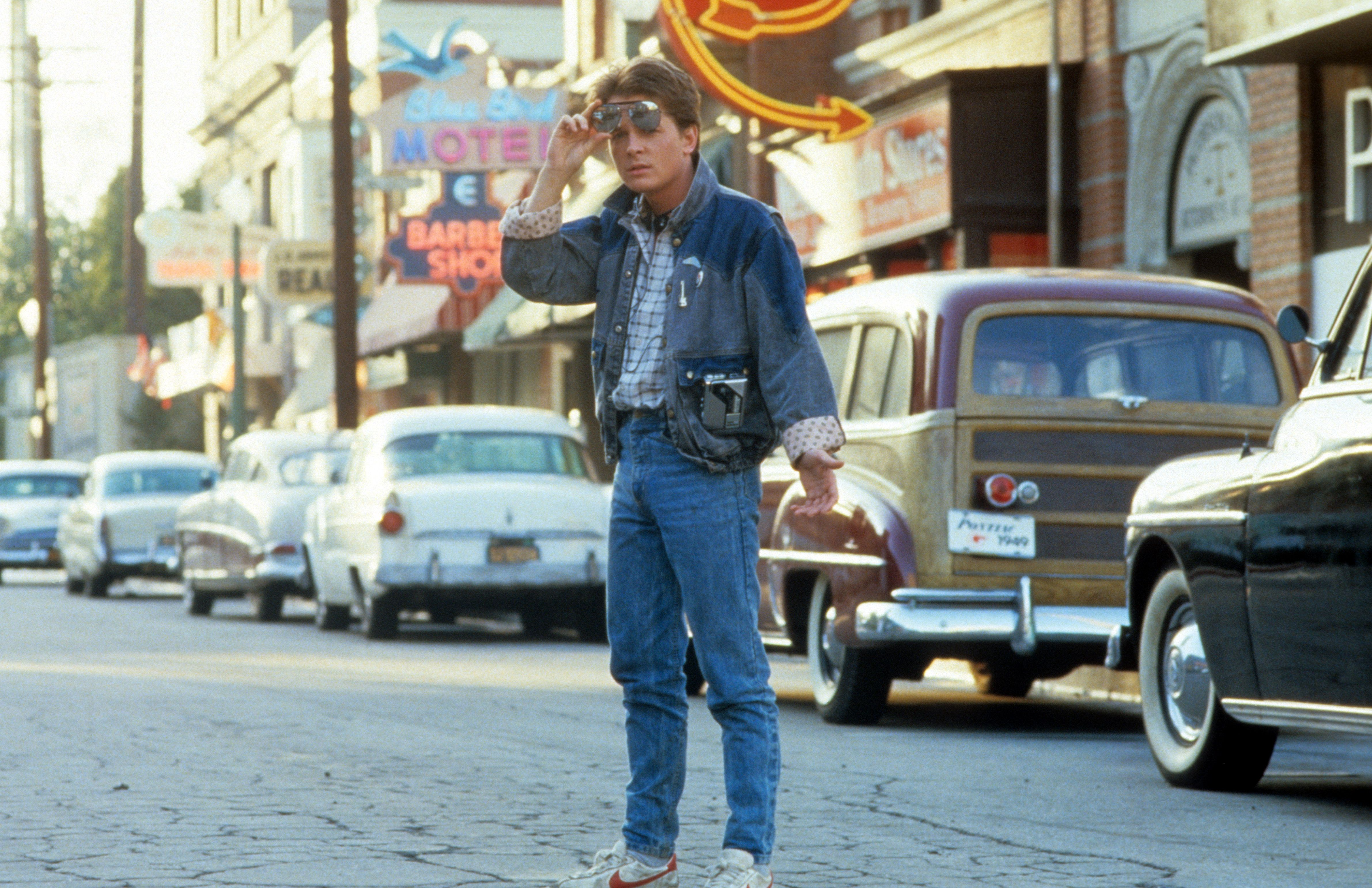 Back To The Future Plot Hole Explained Why Don T Marty S Parents