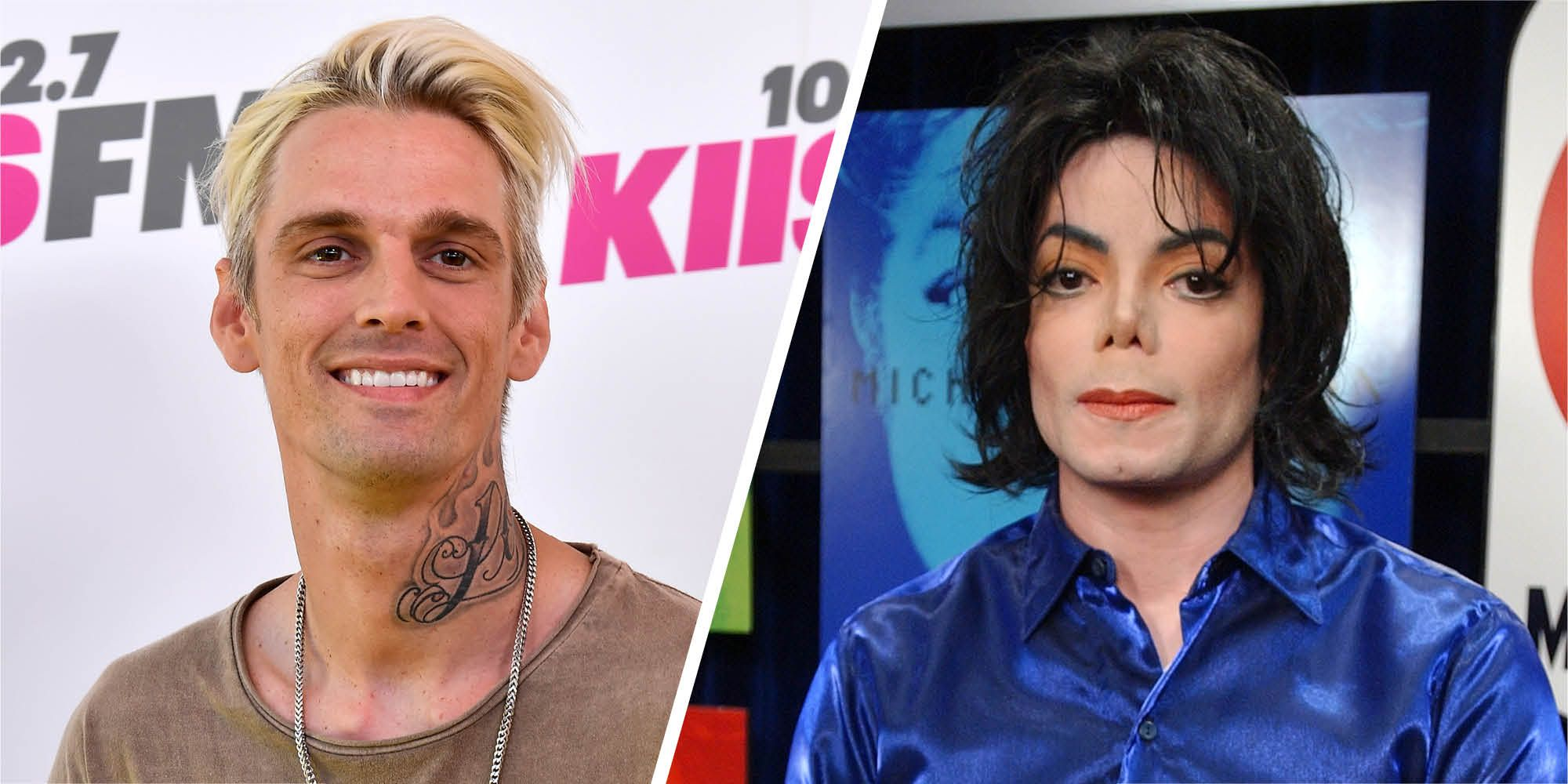 Aaron Carter defends Michael Jackson over Leaving Neverland allegations